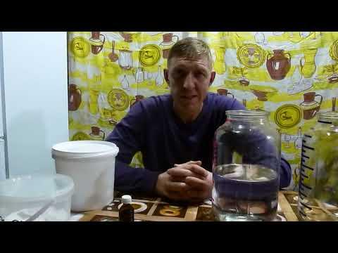 Как приготовить водку из спирта в домашних условиях видео