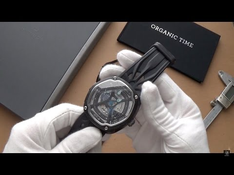 "The Ultimate Wild Card Watch? The New Dietrich OT-4 ""Organic Time"" Automatic Watch Review"