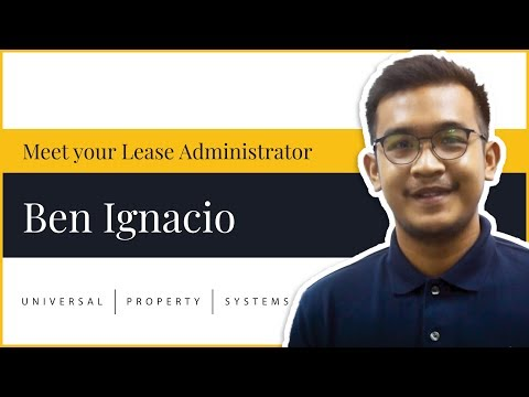 Lease Administrator | UPS Property Management Services