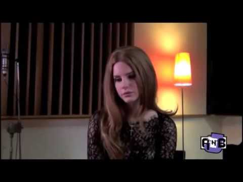 Lana Del Rey talking about Eminem ,Kurt Cobain and Frank Sinatra