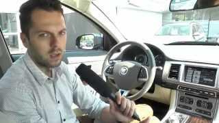 Jaguar XF - test samochodu, opinie