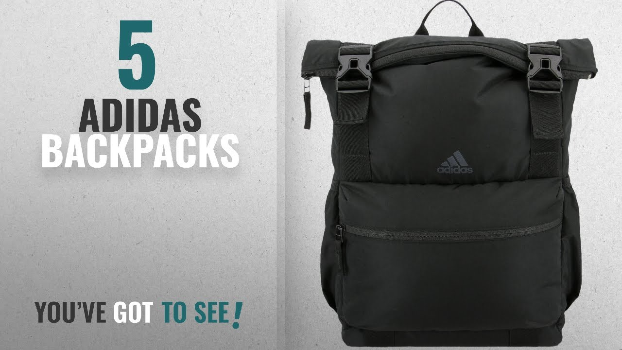 3b2a89719b19 Top 10 Adidas Backpacks  2018 Best Sellers   adidas Yola backpack ...