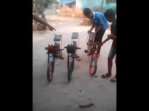 Gambar Modifikasi Sepeda Ontel Drag Kumpulan Sepeda Drag Kucingan Youtube