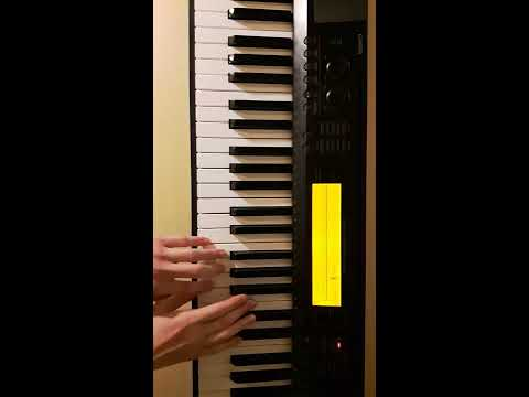 A7 - Piano Chords - How To Play