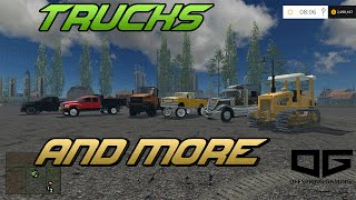 Farming Simulator 2015 Mods- Dodge Dump Truck, SRT Ram, and More!