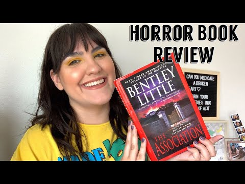 The Association by Bentley Little | Horror Book Review