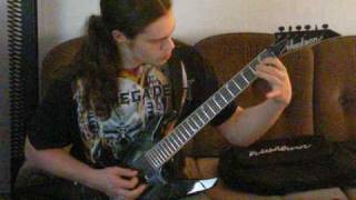 Megadeth - In My Darkest Hour (cover)