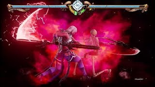 Soul Calibur 6: Easy Libra Of Souls Wins (Late Game Cheese Strategy)
