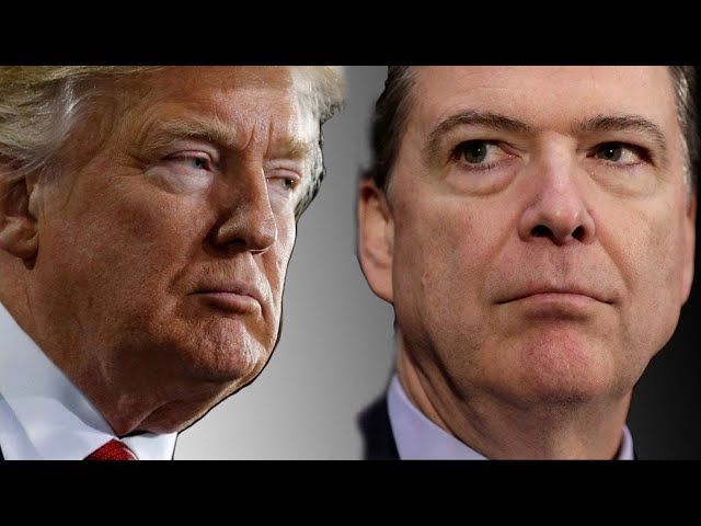 Trump VS Comey - Who's the highest value man?