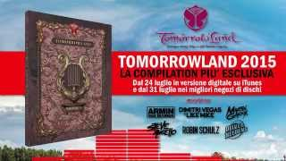 Tomorrowland Compilation 2015 - Secret Kingdom of Melodia - Official Minimix