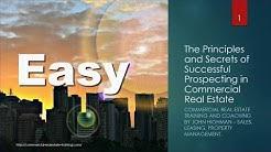 Secrets of Commercial Real Estate Brokerage Prospecting