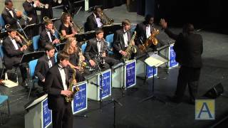 "Washington-Lee Jazz Big Band - ""Do Nothing Till You Hear From Me"""