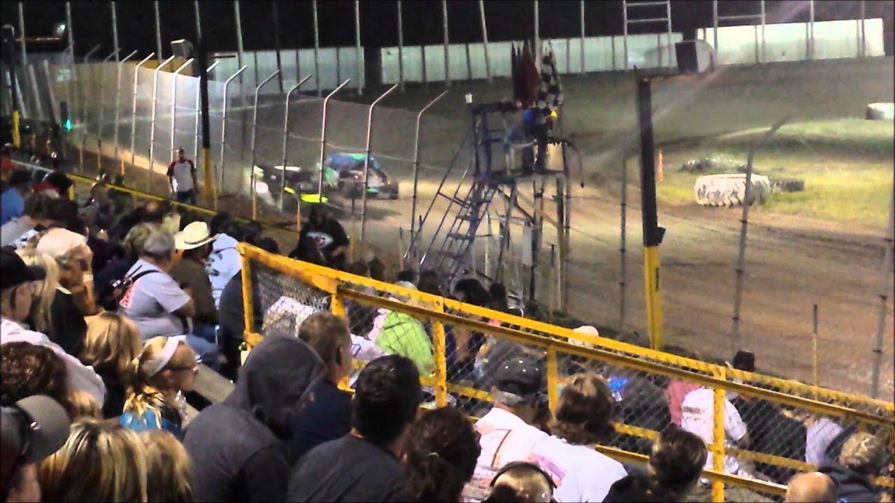 Carpenter Grain Valley  Nicholas Carpenter E-mod Feature Grain Valley Speedway 7/16/14