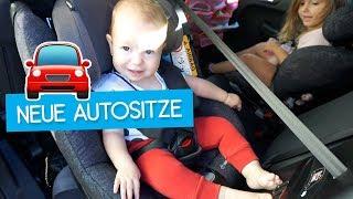Neue Autositze von Maxi-Cosi | Sicherheit im Auto | DIANA DIAMANTA
