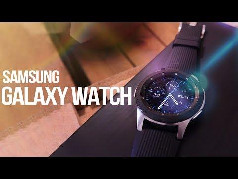 Khui Hộp Galaxy Watch: Không Có đối Thủ Trong Giới Smartwatch Android?