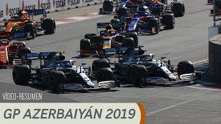 Resumen del GP de Azerbaiyán - F1 2019