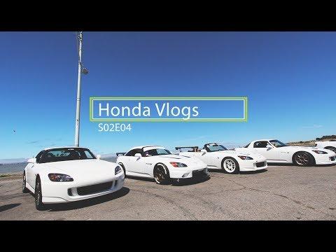 Honda Vlogs: S02E04 - S2K S2000 Mega Meet!