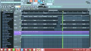 Jay-Z - A Million And One Questions (FL Studio Remake)