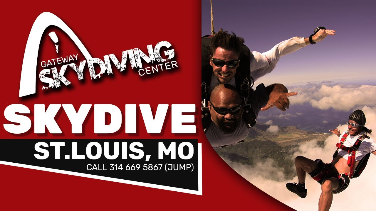 Home - Gateway Skydiving Center Skydiving near Saint Louis