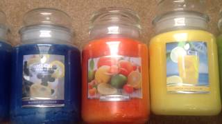 New Goose Creek Candles From Burlington!