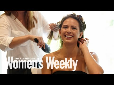 Jesinta Campbell | Let's Talk - Behind the scenes