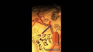 Игра Линия Танца Dancing Line уровень Сказка о матросе The Sailor S Tale прохождение Gameplay