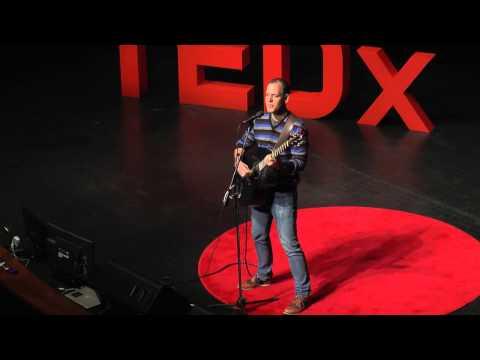 Performance: David Wilcox at TEDxFurmanU