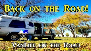 On the Road Again!! - VanLife On The Road