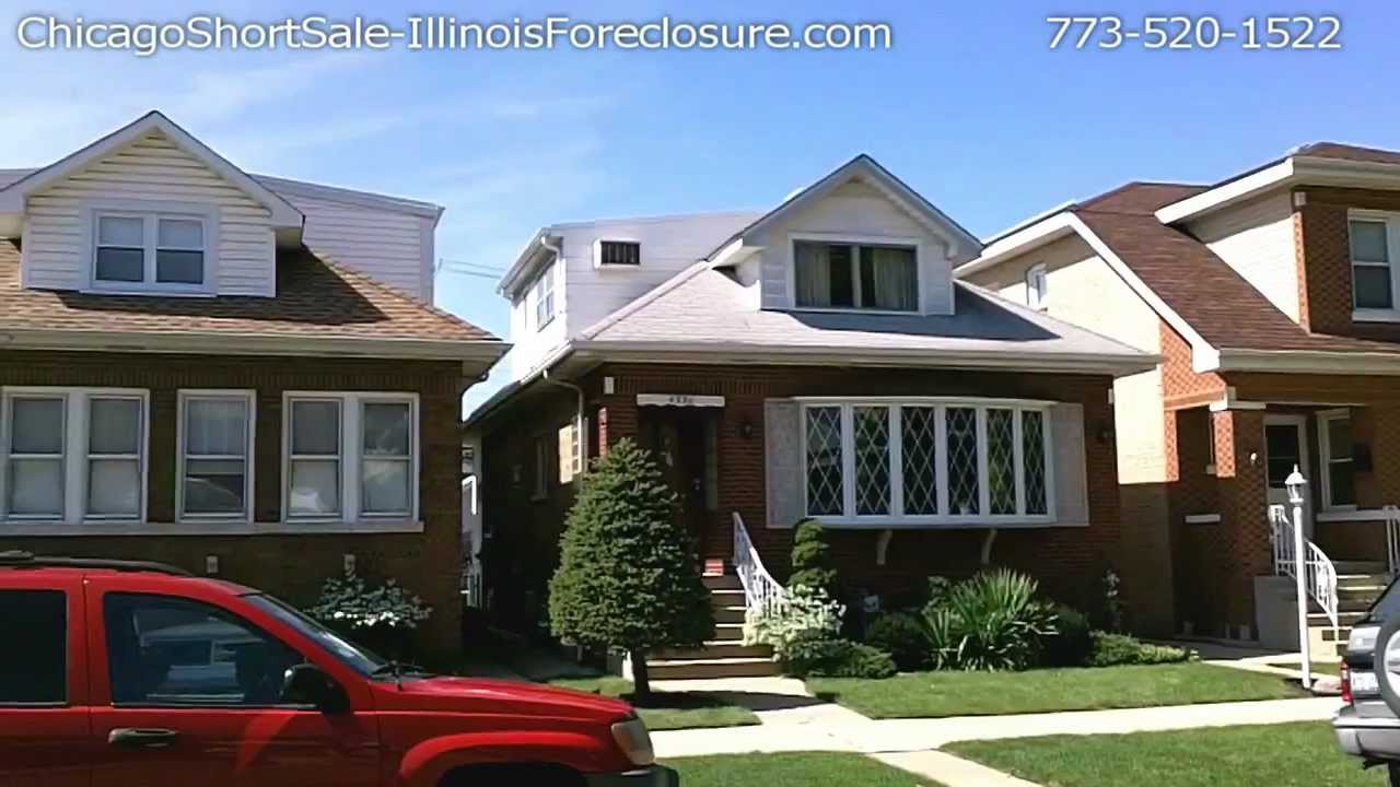 Spectacular Beautiful Brick Bungalow Home For Sale In Chicago