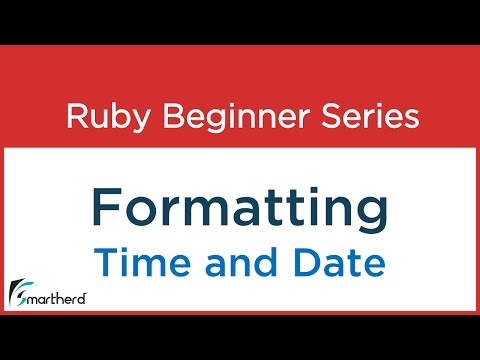 Ruby date format in Perth