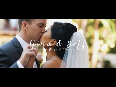 Scripps Forum Wedding // San Diego, California // {California Wedding Videographer}
