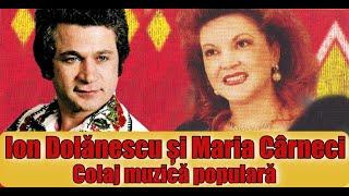 Download Ion Dolănescu și Maria Cârneci, colaj cu melodii folclorice superbe