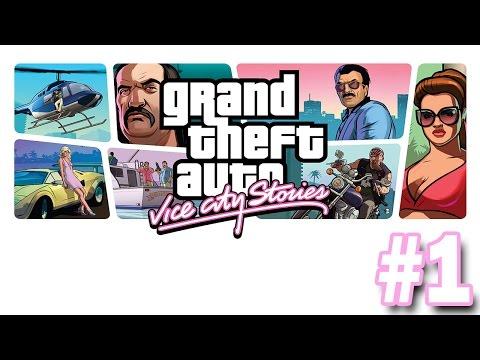 GTA: Vice City Stories (PSP) - Walkthrough: Part 1 of 2