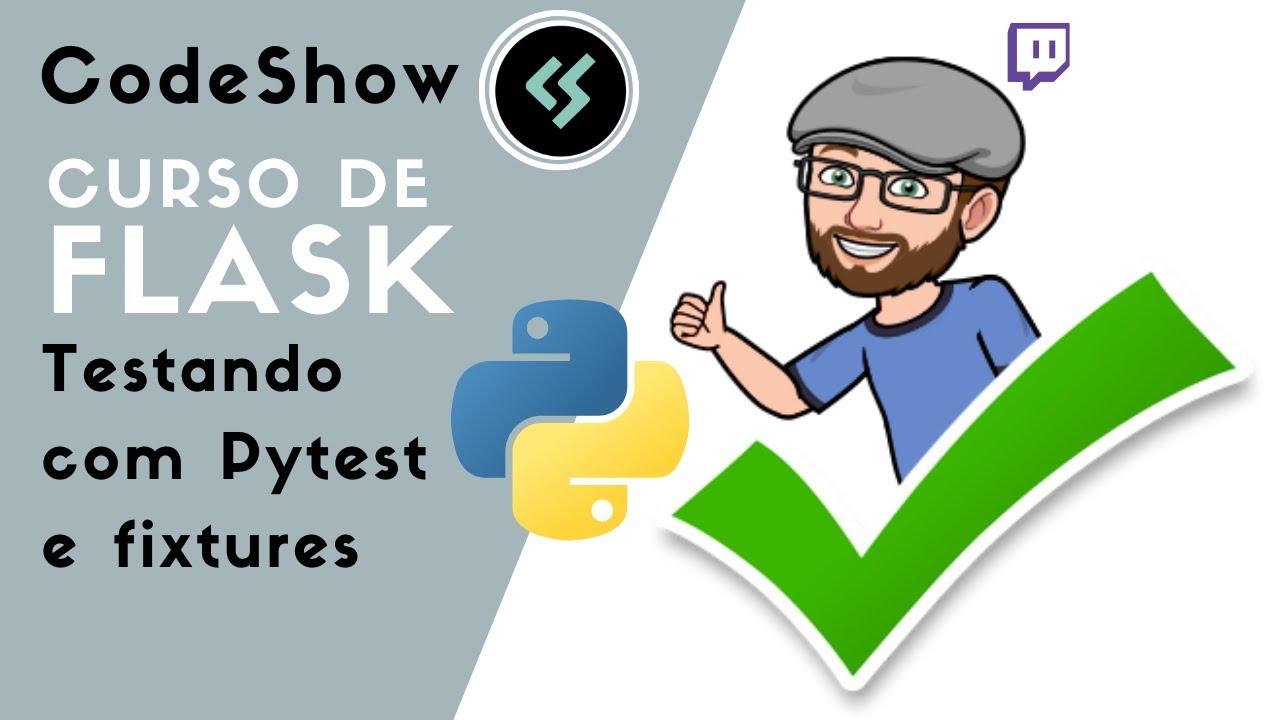 Highlight: Testando a app Flask com Pytest