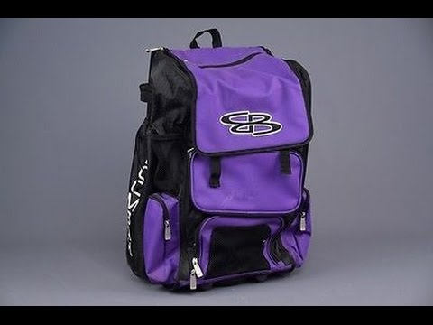 5a7b5145d55 Boombah Superpack Bat Pack Review - YouTube