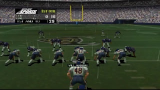 Nintendo Sports Weekend NFL Quarterback Club 99 Part 4