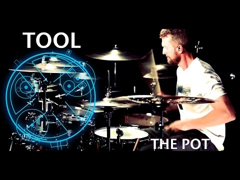 Tool-The Pot-Johnkew Drum Cover