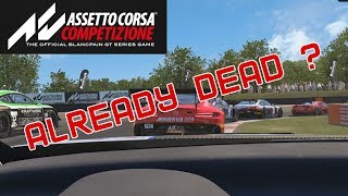 This is Why Assetto Corsa Competizione Failed Right Away