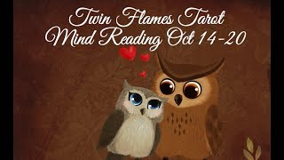 ☆MIND READING☆💜✨🔮Oct 14-20*Twin Flames*