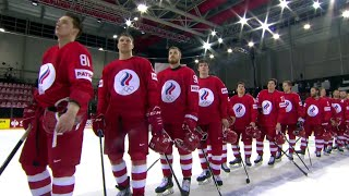 Сборная России встретится с командой Великобритании на ЧМ по хоккею