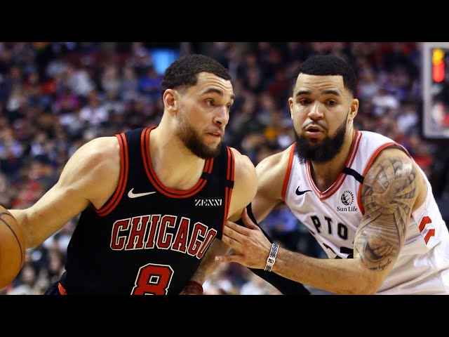Chicago Bulls vs Toronto Raptors Full Game Highlights | February 2, 2019-20 NBA Season