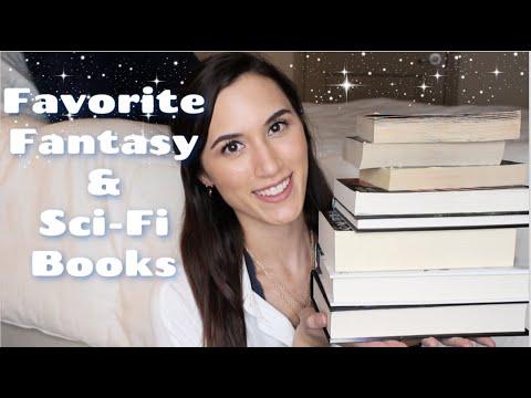 Favorite Fantasy and Sci-Fi Books