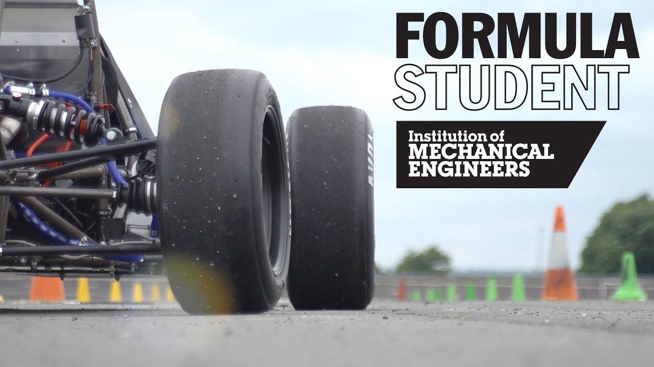 UK teams prepare for Formula Student 2014 - YouTube
