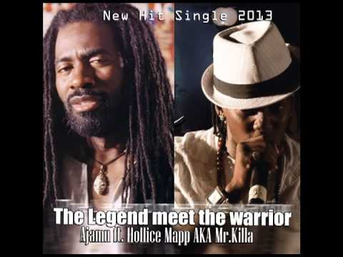 Ajamu ft. Hollice Mapp AKA Mr Killa - The legend meet warrior ...