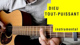 "[INSTRUMENTAL] Dieu tout-puissant (""How Great Thou Art"")"