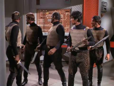 Star Trek - Pawn Against Pawn