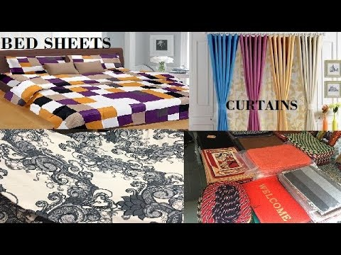 WHOLESALE BEDSHEET | CURTAINS MARKET | JAIPUR