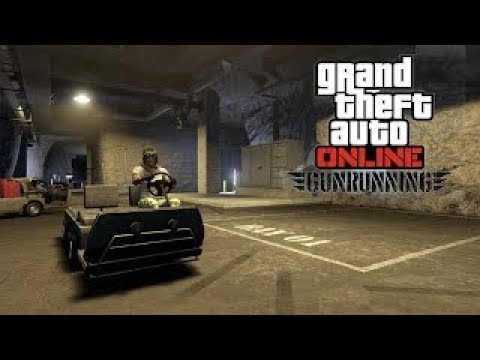 GTA Gunrunning Selling full bunker in full lobby $1,312,500