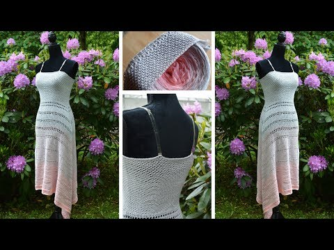 Dress Passion crochet pattern – Woolpedia®