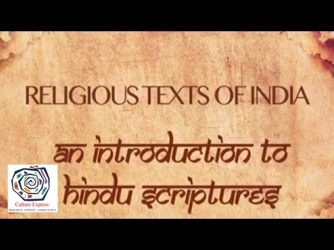 Religious Texts Of India - Introduction To Hindu Scriptures | Culture Express